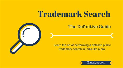 Finder In India Trademark Search In India The Definitive Guide Zatalyst