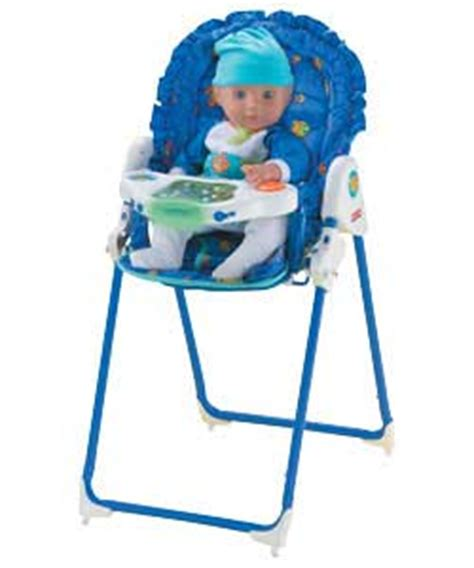 Fisher Price Doll High Chair by Dolls High Chair