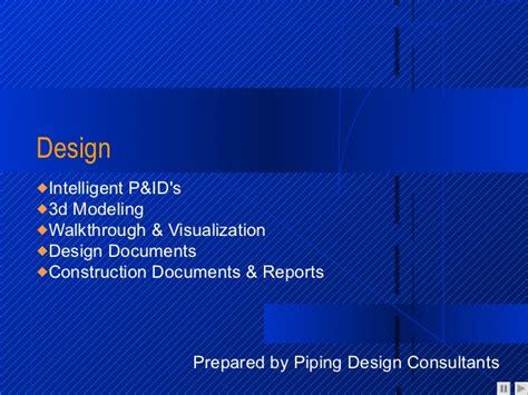piping layout design ppt piping presentation
