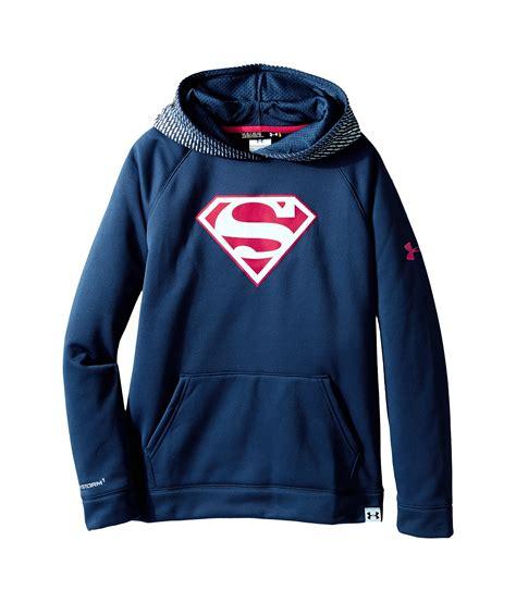 Hoodie Superman Blue armour ua alter ego superman reflective