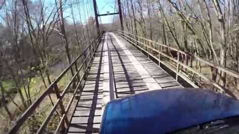swinging bridges missouri you must visit these two swinging bridges in missouri