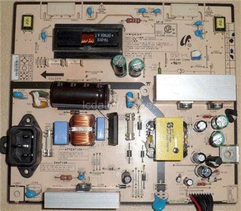 samsung tv repair capacitor replacement samsung t260hd lcd tv repair kit capacitors only not the entire board lcdalternatives