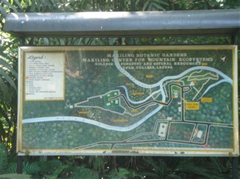 Uplb Botanical Garden Makiling Botanic Garden Travelouge