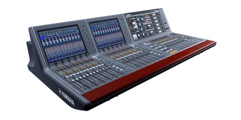 Mixer Yamaha Rivage Pm10 yamaha rivage pm10 new generation large format digital