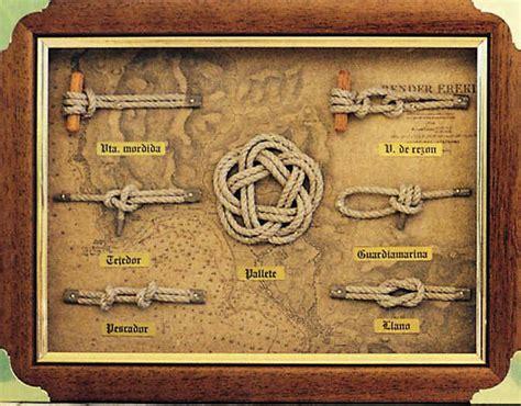 cuadros de nudos marineros cuadros de nudos marineros