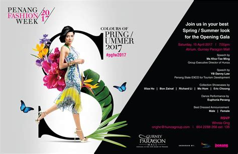 3rd fashion home design expo 3rd annual penang fashion week to be held on april 15 at gurney paragon mall pocket news