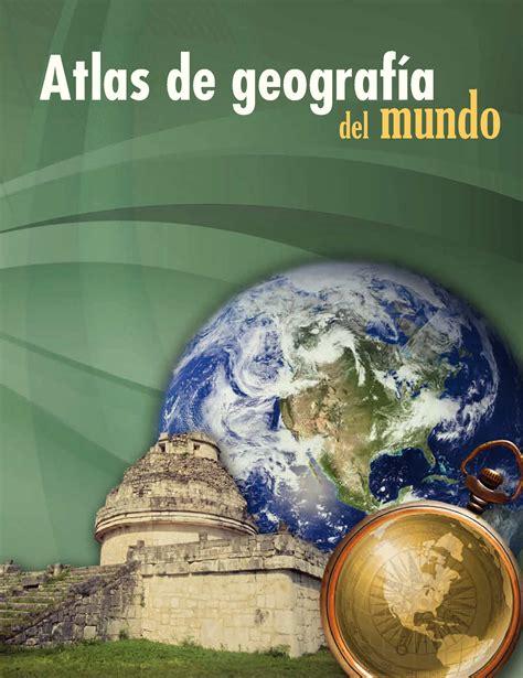 atlas ilustrado de cristobal 8467708247 calam 233 o atlas de geograf 205 a del mundo i