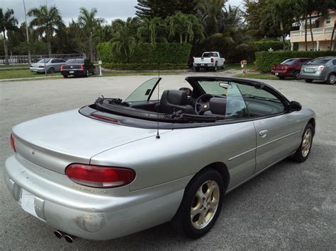 chrysler sebring 2000 chrysler sebring pictures cargurus