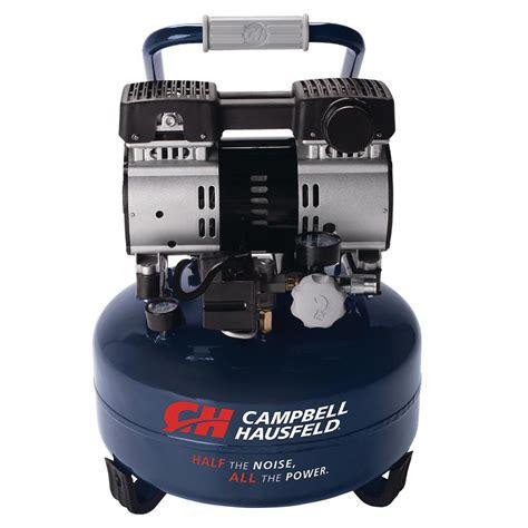 cbell hausfeld 6 gal electric pancake air compressor dc060500 the home depot