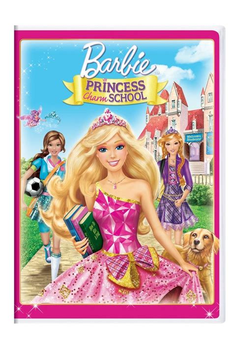 barbie princess charm school 2011 barbie movies watch barbie princess charm school 2011 dvd brand new sealed