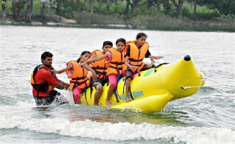 banana boat ride cost in pattaya banana boat ride near kundalika river thrillophilia