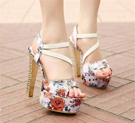 pretty high heel shoes pictures shoes high heel sandals roses high heels