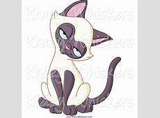 Siamese Kitten Clip Art – Cliparts Free Clipart Of Siamese Cats