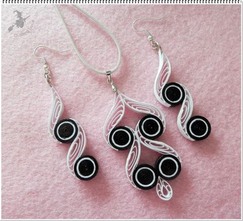 Paper Quilling Earrings - 17 best images about jewelry quilled on paper