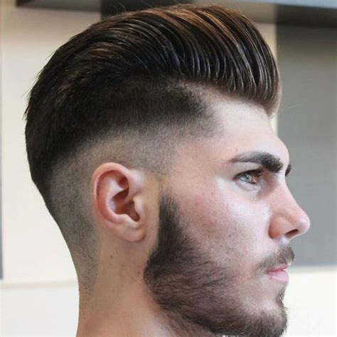 Pomp Hairstyle by 25 Pompadour Hairstyles And Haircuts