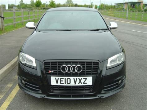 Audi S3 2010 by Newcastle Audi S3 2010 Black Edition 2 0t 4wd Poss Px Rs4 M3