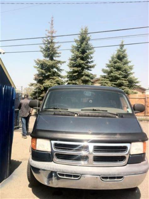 buy used 2000 dodge ram 1500 van prime time custom no
