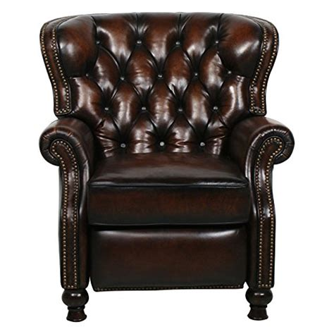barcalounger presidential leather recliner presidential ll top grain leather chair manual recliner by