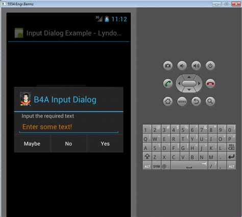 tutorial android dialog android input dialog tutorial using basic4android free