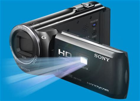 Handycam Sony Projector Pj380 sony hdr pj380 b high definition handycam camcorder with 3 0 inch lcd black
