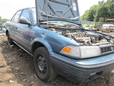 1992 Toyota Parts Parting Out 1992 Toyota Corolla Stock 110385 Tom S