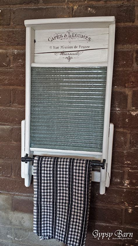 Laundry Washboard repurposed washboard ideas repurposed laundry and