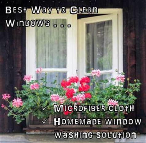 best way to clean house windows best way to clean windows