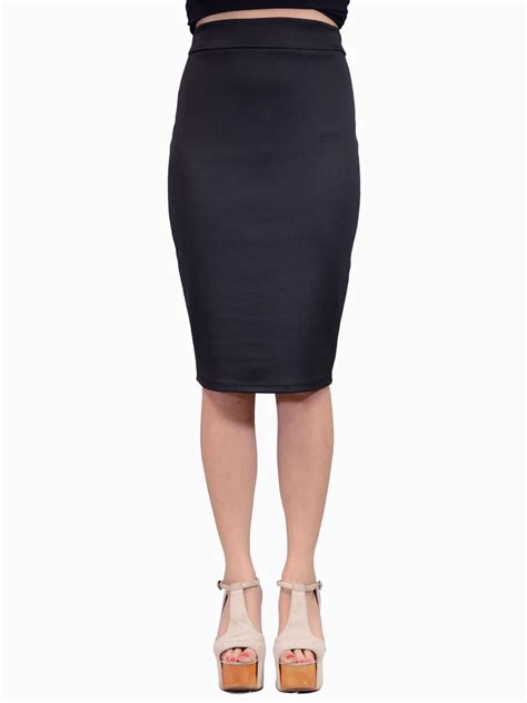 cherry mellow bold black high waisted fitted mid