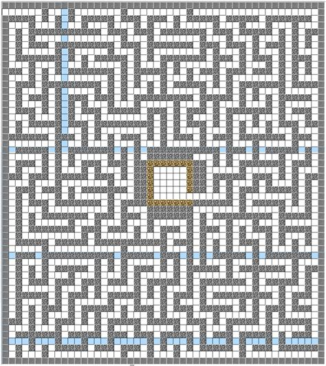 printable minecraft maze this is a picture of the maze i used minecraft structure