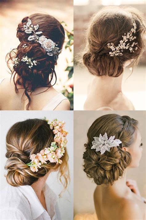 30 wedding hairstyles for hair page 2 of 3 trend to wear