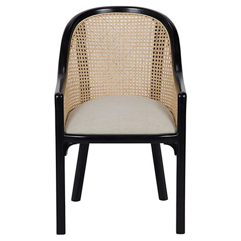 lizzette french country black mahogany linen upholstered