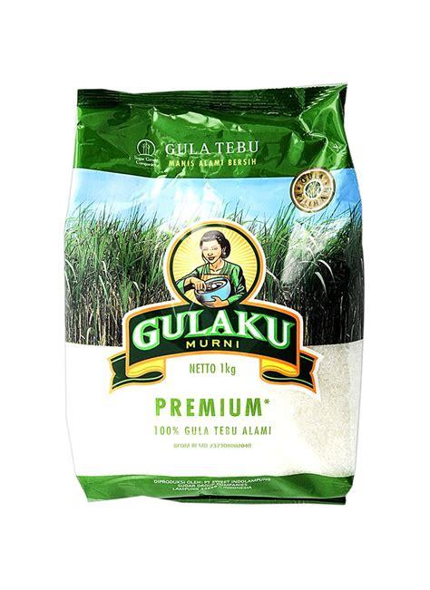 Gulaku Premium Kemasan 1kg gulaku gula tebu putih premium pck 1000g klikindomaret