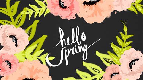 wallpaper tumblr spring hello spring tumblr wallpaper www pixshark com images