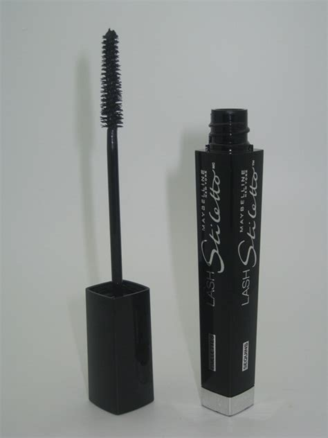 Mascara Maybelline Stiletto maybelline lash stiletto sequins mascara review musings of a muse