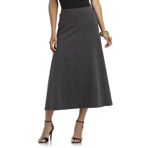 womens knit skirts covington s ponte knit skirt