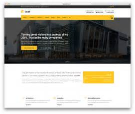 wordpress construction template 30 best construction company wordpress themes 2017 colorlib