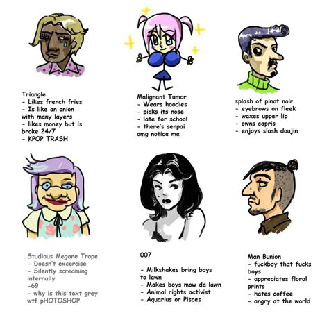 Tag Memes - tag yourself meme by lemonpoppyseedmuffin on deviantart