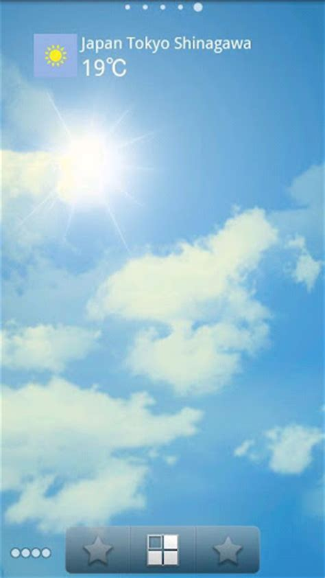 weather sky  wallpaper apk   android