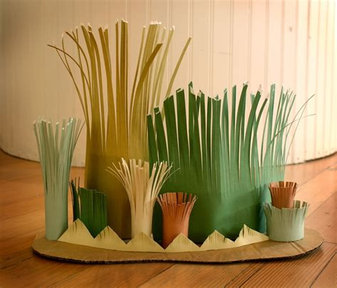 How To Make Grass Out Of Paper - 25 best ideas about baby moses on baby moses