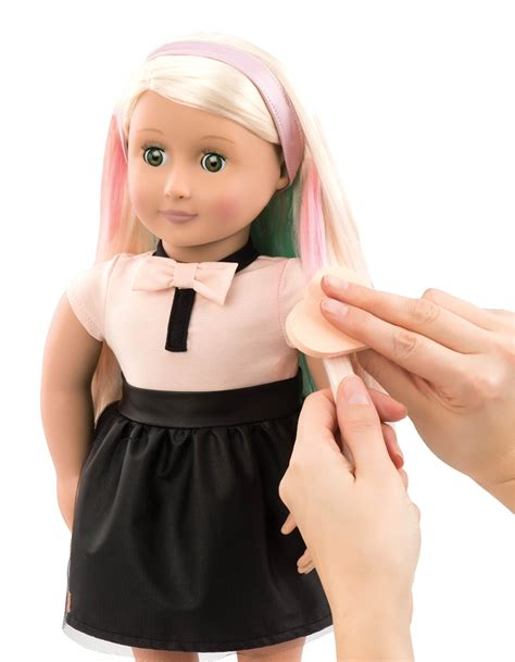 deco doll our generation 18 quot deco doll amya my layby a part of