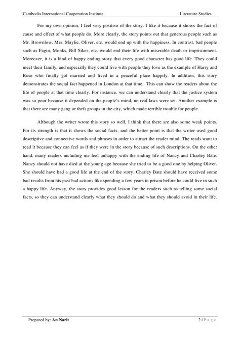 book report oliver twist book review of oliver twist pdf apaabstract x fc2