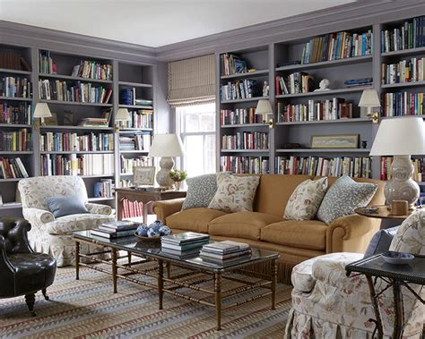 home library design uk contemporary library design ideas and tips country life