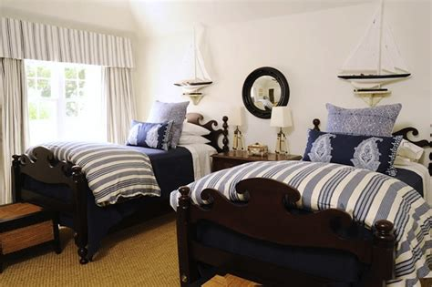 nautical themed bedrooms nautical boys bedroom cottage boy s room phoebe howard