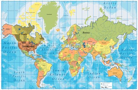 simple world map with country names world map wall mural world map wallpaper
