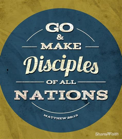 Out And About Nation by 1000 Images About Go And Make Disciples On