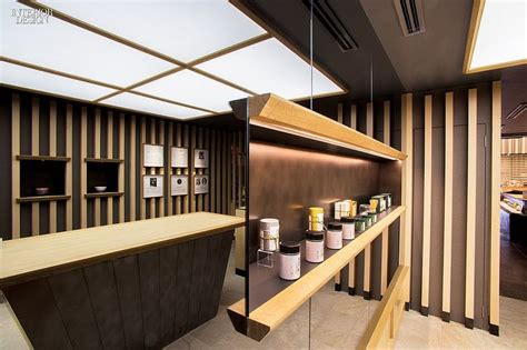 cafe interior design magazine project tsujiri firm mondunique location kyoto japan