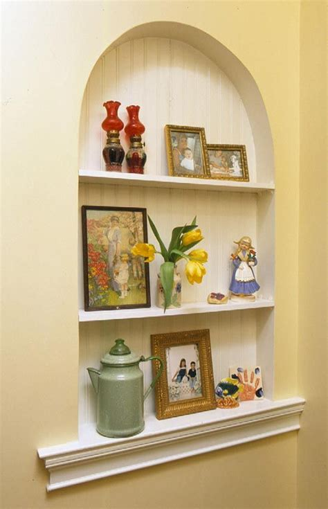 Decorating Ideas For Wall Niches 25 Best Ideas About Alcove Decor On Alcove