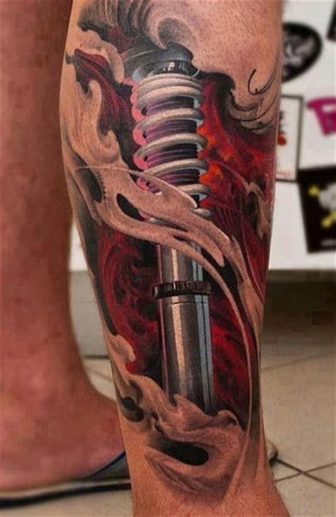 3d zahlen tattoo татуировки в стиле биомеханика фото тату и эскизы