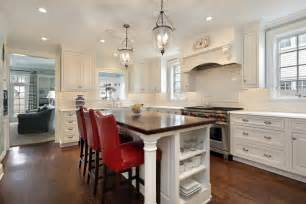 Kitchen Center Island Ideas by 124 Custom Luxury Kitchen Designs Part 1
