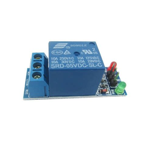 dc 5v 1 channel high level trigger relay module
